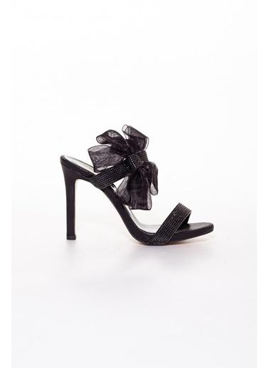 Dilimler Ayakkabı Ayakkabı Siyah